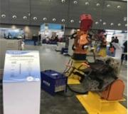 工程机械弯管堆焊专用亚搏app官网下载机器人