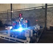 表面修复堆焊机器人集成系统