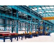 H型钢重钢自动组立机